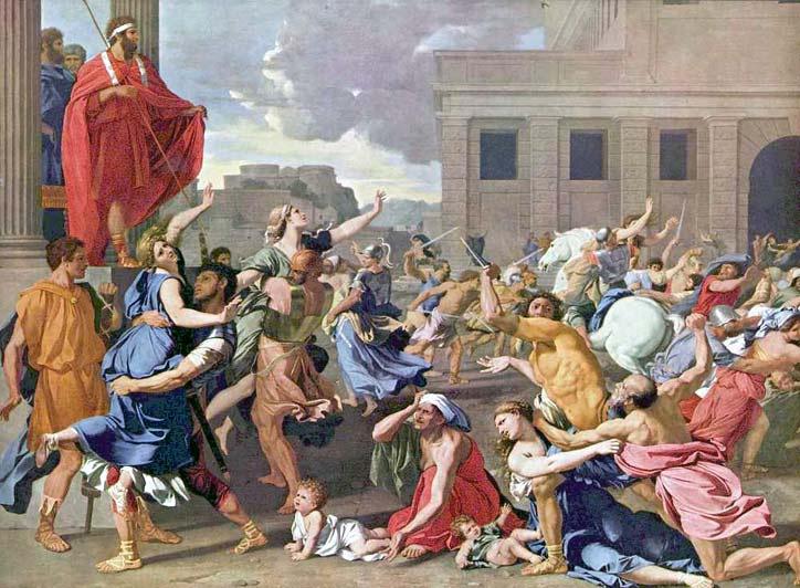 классицизм в живописи: