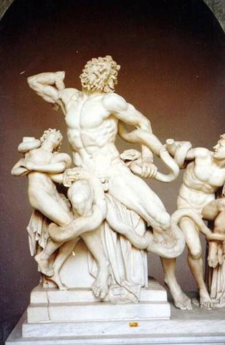 Искусство древней греции эллинизм