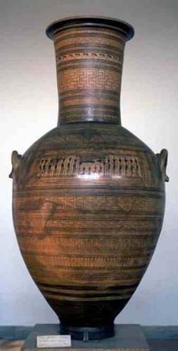 Артемида ранняя архаика скульптура