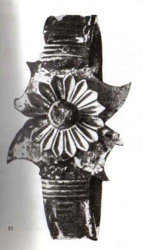 Роспись стен дворца в кносе кольцо с