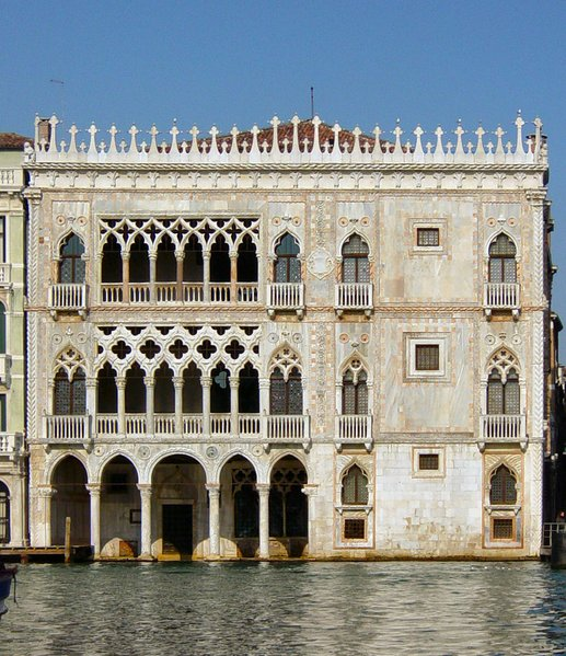 Готическая архитектура в италии