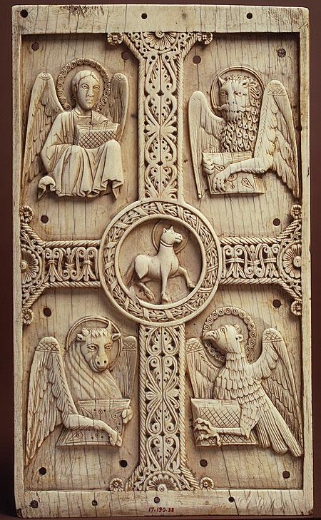 Романский стиль в орнаменте