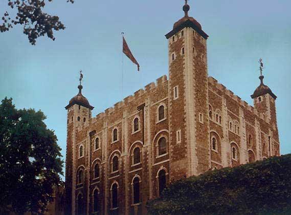 Замок крестоносцев замок уайт тауэр
