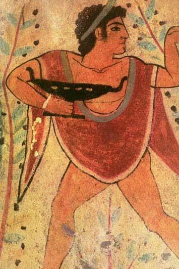 Сцена пира апполон из вей скульптор